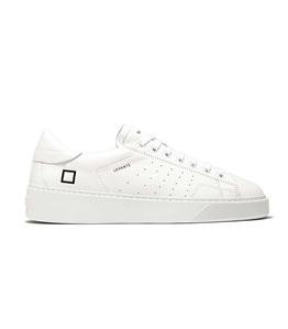 D.A.T.E. - Scarpe - Sneakers - levante calf bianca