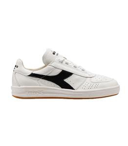 Diadora Heritage - Scarpe - Sneakers - b.elite h italia sport bianca nera