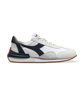 Diadora Heritage - Scarpe - Sneakers - equipe mad italia bianca blu