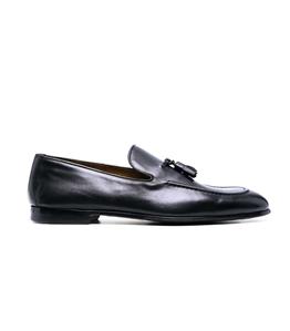 Doucal's - Scarpe - Sneakers - mocassino con nappina blu