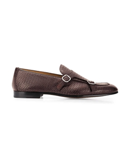 Doucal's - Scarpe - Sneakers - monks intrecciato testa di moro