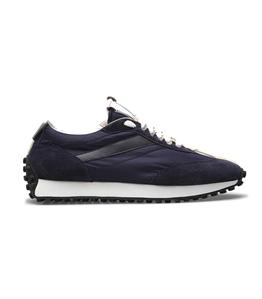 Doucal's - Scarpe - Sneakers - sneakers in tessuto tecnico e suede blu