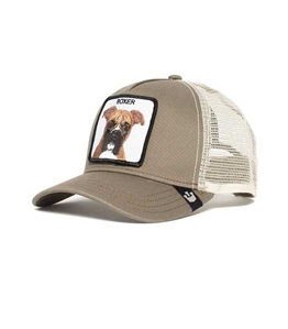 Goorin Bros - Cappelli - cappellino trucker boxer grigio