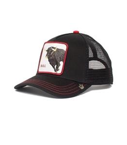 Goorin Bros - Cappelli - cappellino trucker bull black