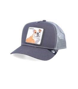Goorin Bros - Cappelli - cappellino trucker butch grigio