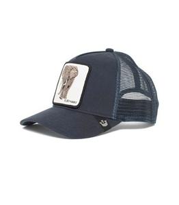 Goorin Bros - Cappelli - cappellino trucker elephant blu