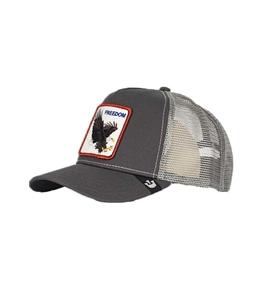 Goorin Bros - Cappelli - cappellino trucker freedom grigio