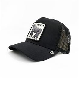 Goorin Bros - Cappelli - cappellino trucker gorilla nero