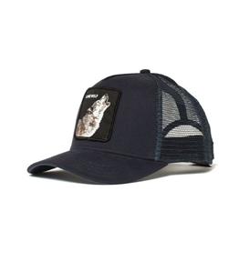 Goorin Bros - Cappelli - cappellino trucker lonewolf blu
