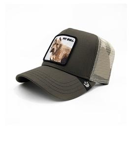 Goorin Bros - Cappelli - cappellino trucker pitbull grigio