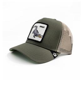 Goorin Bros - Cappelli - cappellino trucker snap verde olive