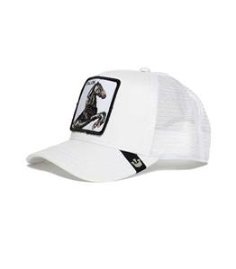 Goorin Bros - Cappelli - cappellino trucker stallion bianco