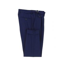 L.B.M.1911 - Pantaloni - pantalone fresco lana blu
