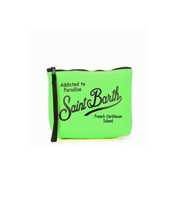 Mc2 Saint Barth - Pochette - pochette scuba verde fluo