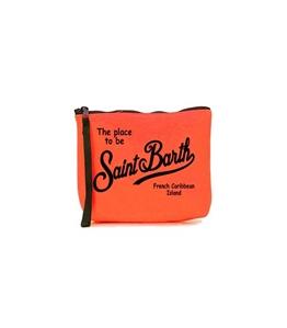 Mc2 Saint Barth - Pochette - pochette scuba arancio