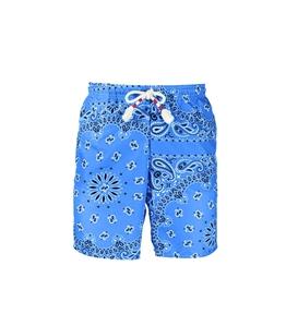 Mc2 Saint Barth - Costumi - costume stampa bandana blu