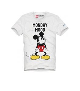 Mc2 Saint Barth - T-Shirt - t shirt uomo mickey mouse - edizione speciale disney®