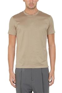 Paolo Pecora - T-Shirt - tshirt jersey sabbia