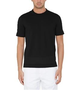 Paolo Pecora - T-Shirt - tshirt jersey nera