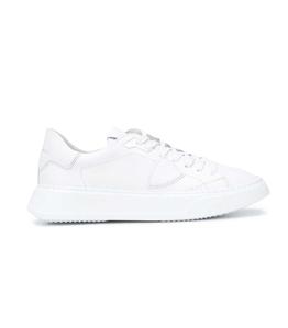 Philippe Model Paris - Scarpe - Sneakers - temple low veau bianca