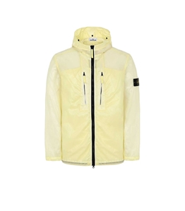 Stone Island - Giubbotti - giubbino lucido tc packable giallo