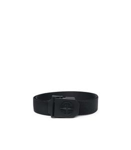 Stone Island - Cinture - cintura nera