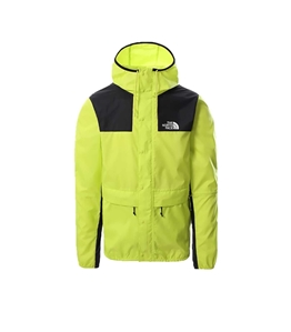 The North Face - Giubbotti - giacca 1985 seasonal mountain verde