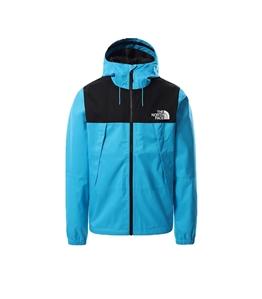 The North Face - Giubbotti - giacca uomo 1990 mountain q blu