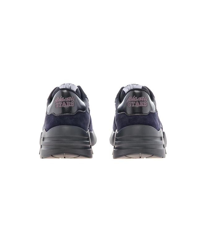 Atlantic Stars - Scarpe - Sneakers - sneakers mars in suede black 2