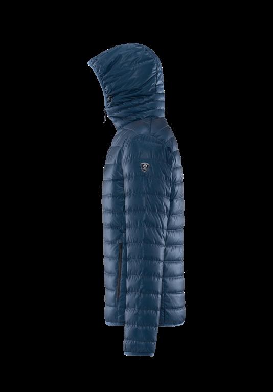 Ciesse Piumini - Giubbotti - franklin - 800fp light down hoody jacket federal blu 1