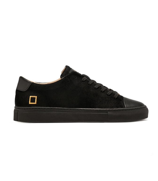 D.A.T.E. - Scarpe - Sneakers - ace velour black