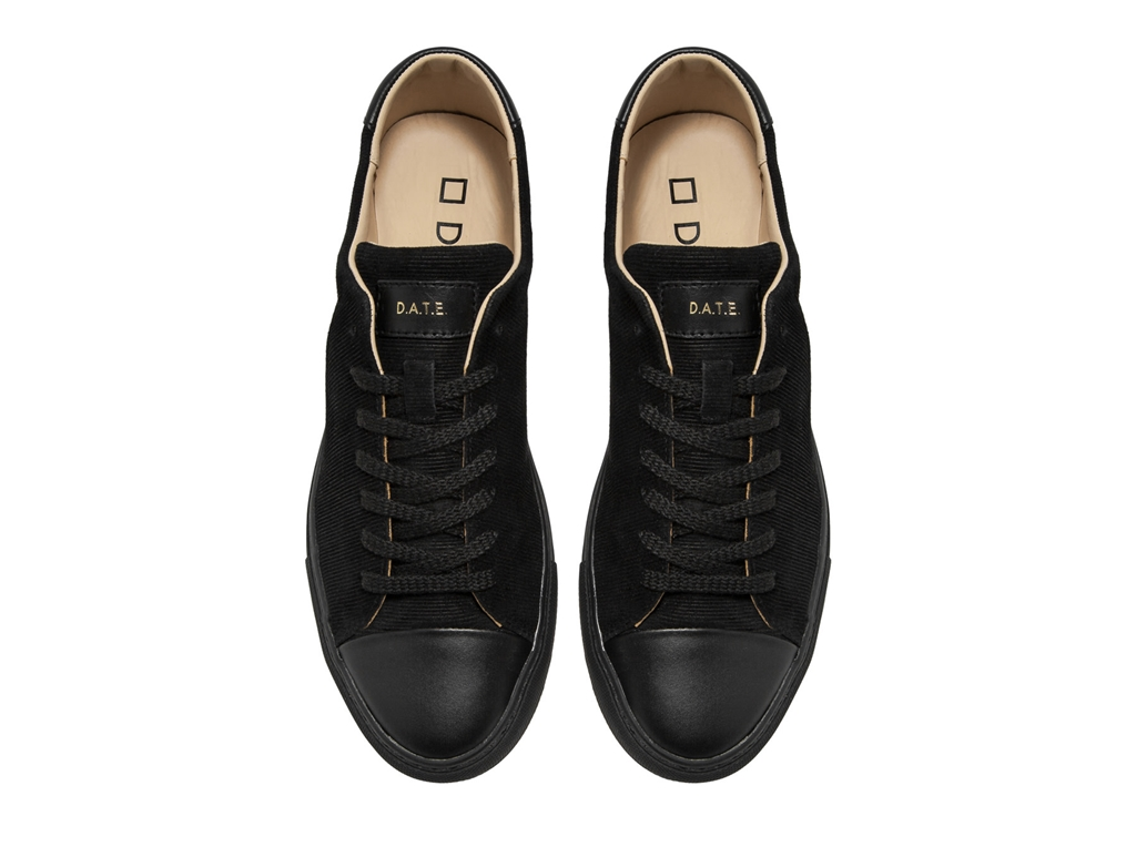 D.A.T.E. - Scarpe - Sneakers - ace velour black 2
