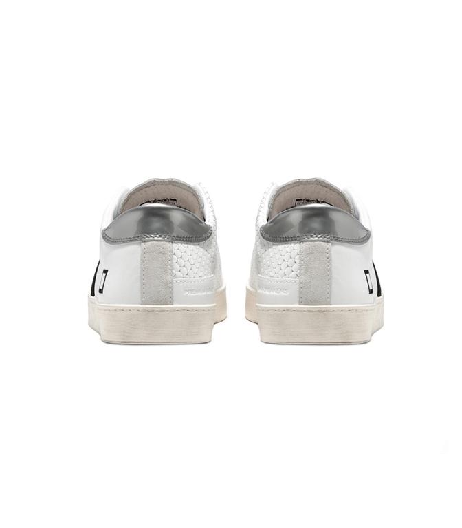 D.A.T.E. - Scarpe - Sneakers - hill low half pong white 2
