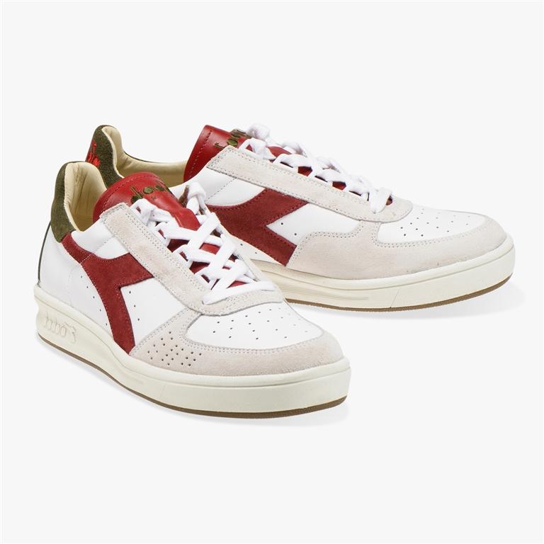 Diadora Heritage - Scarpe - Sneakers - b.elite s l rosso vino 1