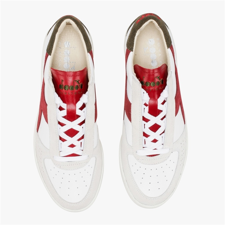 Diadora Heritage - Scarpe - Sneakers - b.elite s l rosso vino 2