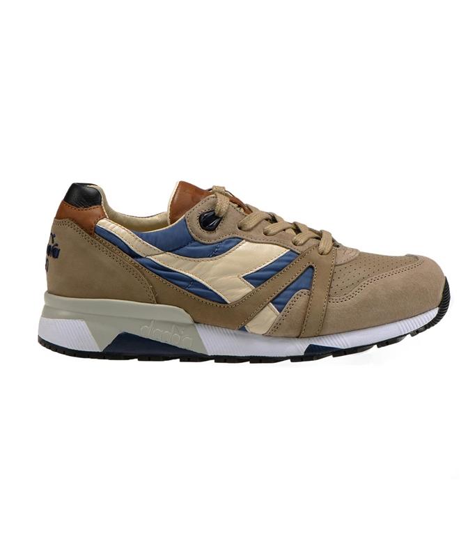 Diadora Heritage - Scarpe - Sneakers - N9000 H ITA BEIGE TAUPE/MARRONE TABACCO