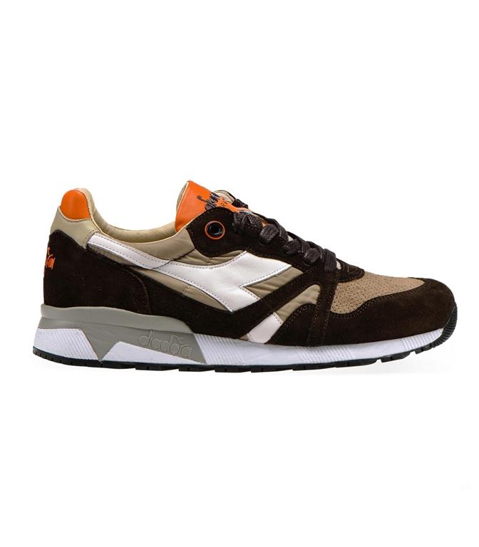 Diadora Heritage - Scarpe - Sneakers - N9000 H S SW MARRONE TERRICCIO