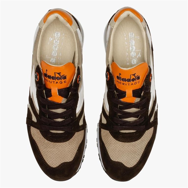 Diadora Heritage - Outlet - n9000 h s sw marrone terriccio 2