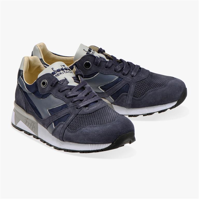 Diadora Heritage - Scarpe - Sneakers - n9000 h s sw blu profondo 1