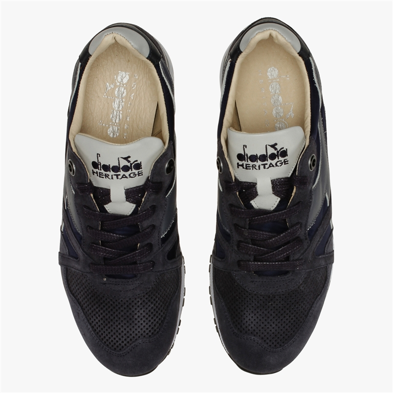 Diadora Heritage - Scarpe - Sneakers - n9000 h s sw blu profondo 2