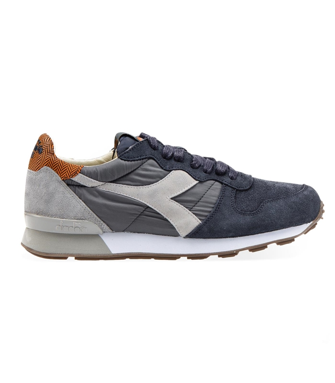 Diadora Heritage - Scarpe - Sneakers - camaro h s sw grigio castello/bianco