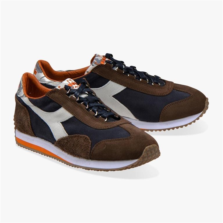 Diadora Heritage - Scarpe - Sneakers - equipe evo camo blu profondo 1