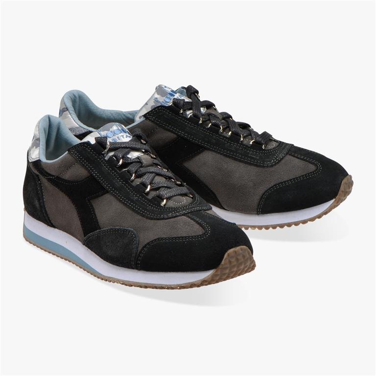 Diadora Heritage - Scarpe - Sneakers - equipe evo camo grigio castello 1