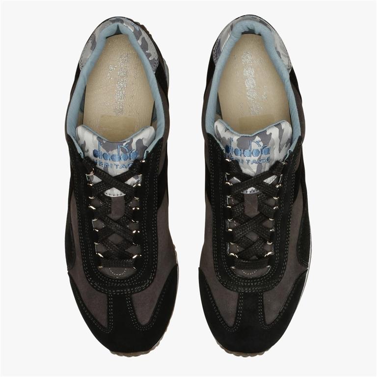 Diadora Heritage - Scarpe - Sneakers - equipe evo camo grigio castello 2