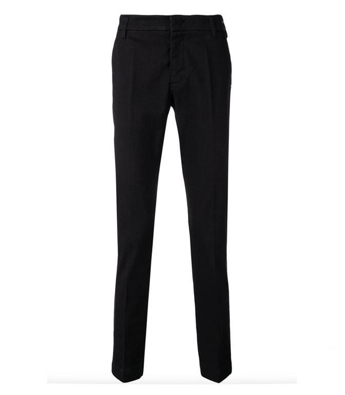 Entre Amis - Pantaloni - pantalone tasca america in cotone corto blu notte