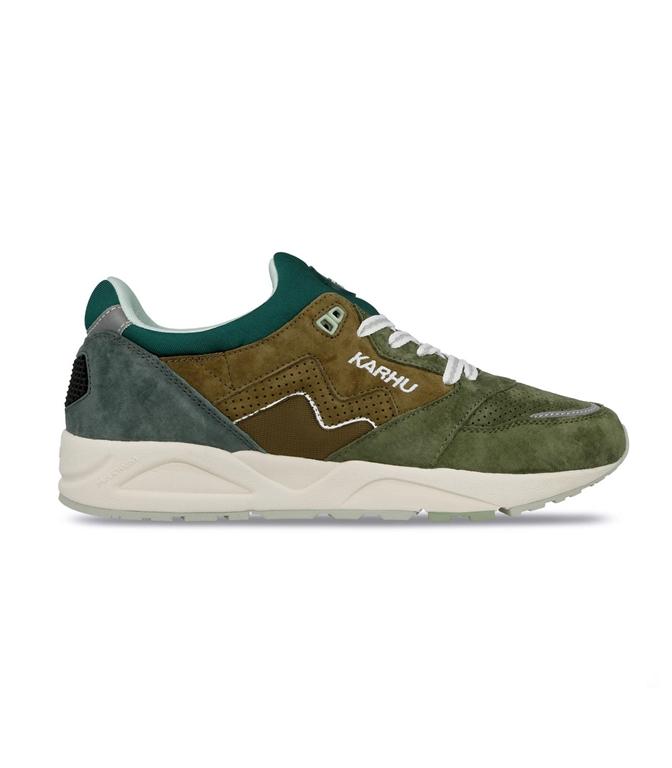 "Karhu - Scarpe - Sneakers - sneakers aria""ruska"" pack military olive/green gables"