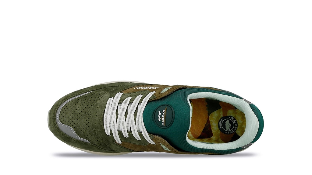 "Karhu - Scarpe - Sneakers - sneakers aria""ruska"" pack military olive/green gables 2"