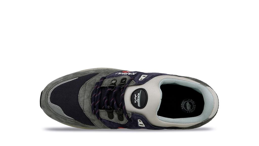 "Karhu - Scarpe - Sneakers - sneakers aria""forest treats"" pack castor grey/night sky 2"