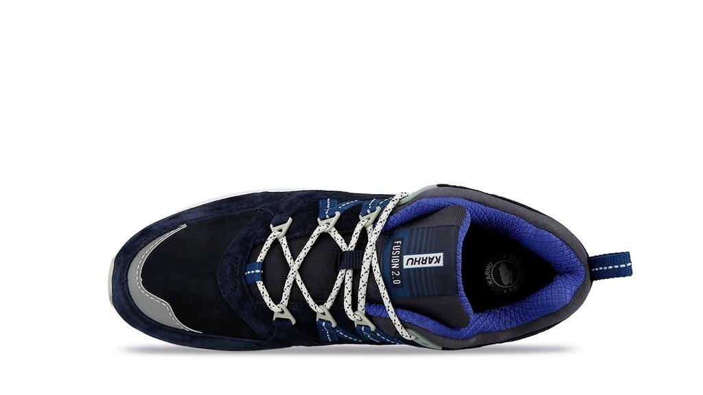 Karhu - Scarpe - Sneakers - sneaker fusion 2.0 night sky/poseidon 1