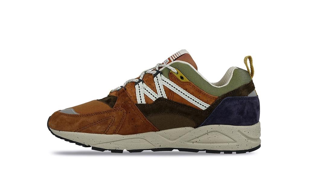 "Karhu - Scarpe - Sneakers - sneaker fusion 2.0""ruska"" pack turtoise shell/bracken 1"